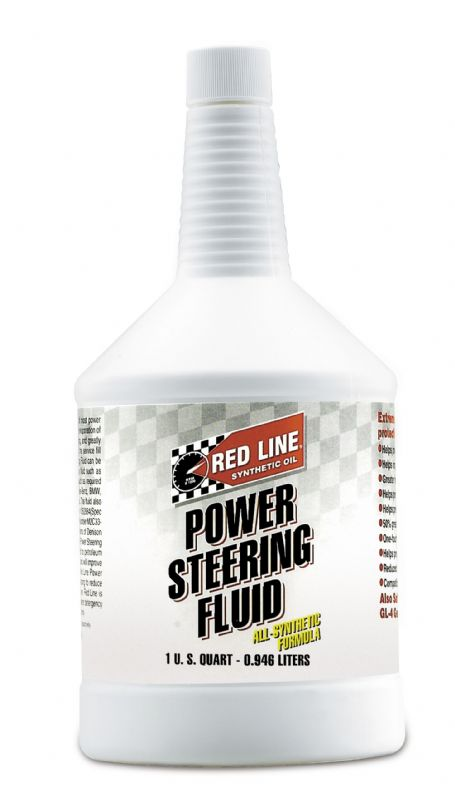Redline Performance Power Steering Fluid 30404